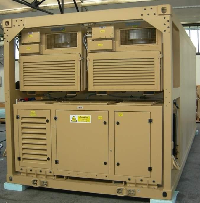 Cmca Army Technology