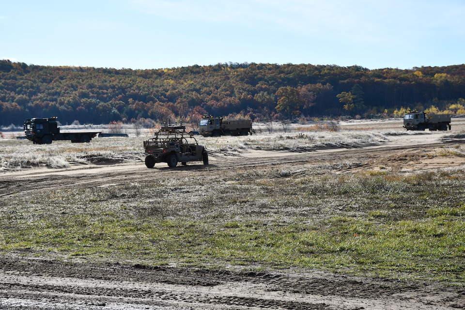 Driverless Military Vehicles 2