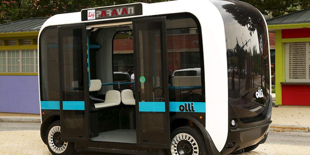 Driverless Military Vehicles 3