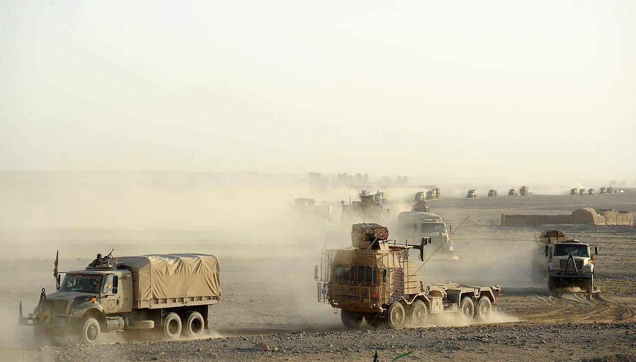 Driverless Military Vehicles 5