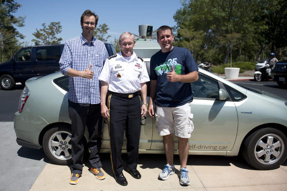 Driverless Military Vehicles 6