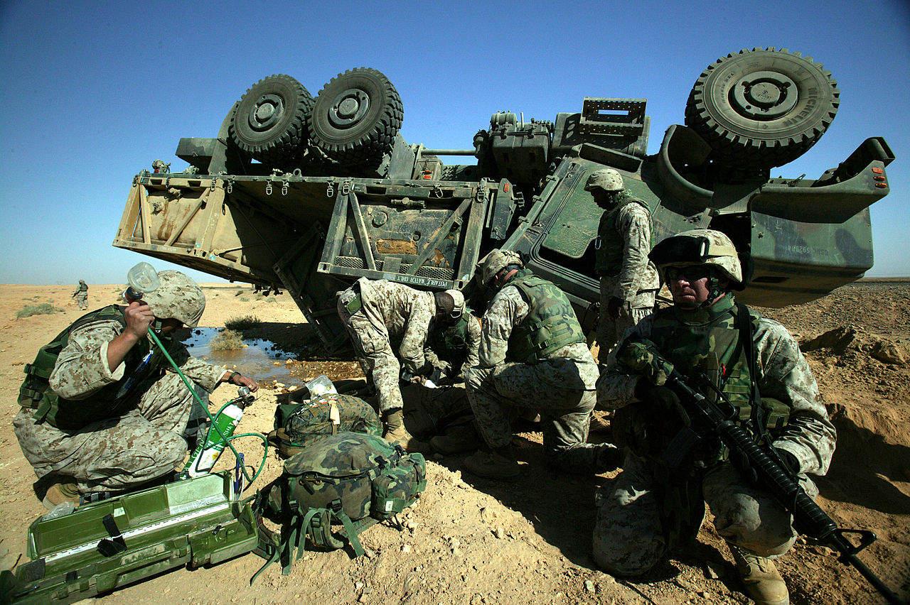 Driverless Military Vehicles 7