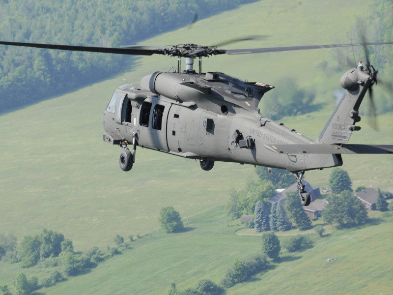 who makes blackhawk helicopters