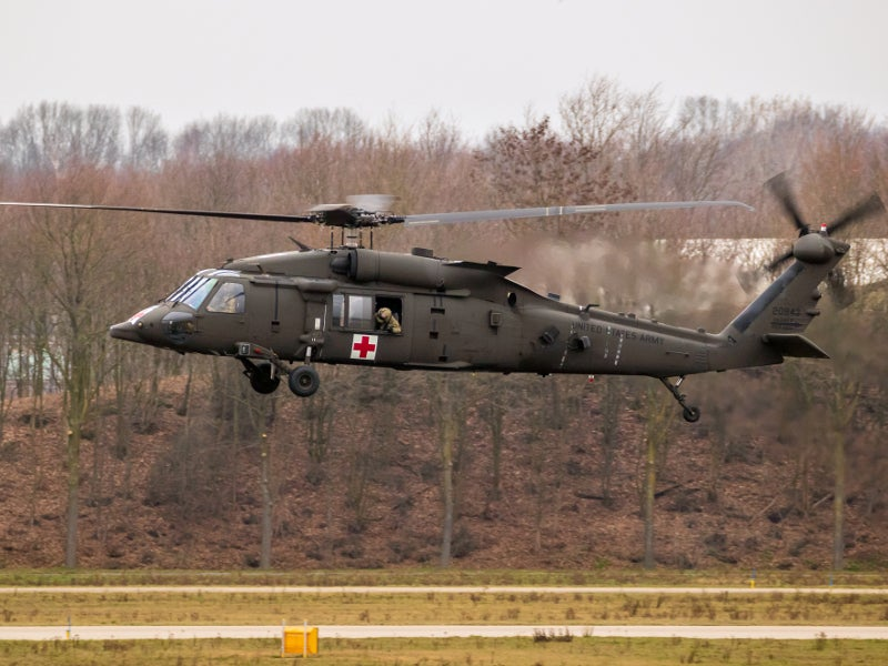 UH-60Ms were deployed by the US Army deployed in support of combat missions in Iraq and Afghanistan.