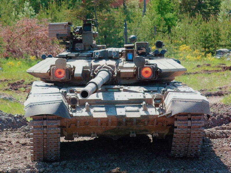 Image 3-T-90S Main Battle Tank