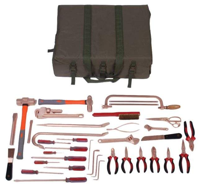 Non-magneticl Tool Set