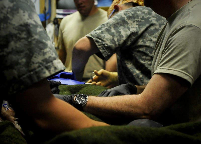 Regenerative medicine on the battlefield 4