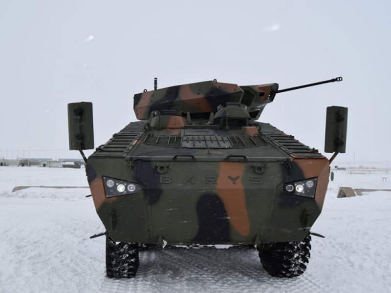 Barys-8x8