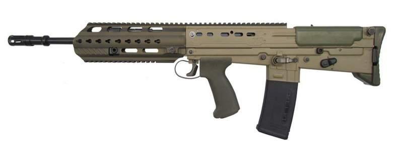 SA80 A3_rifle_Army 2_edit