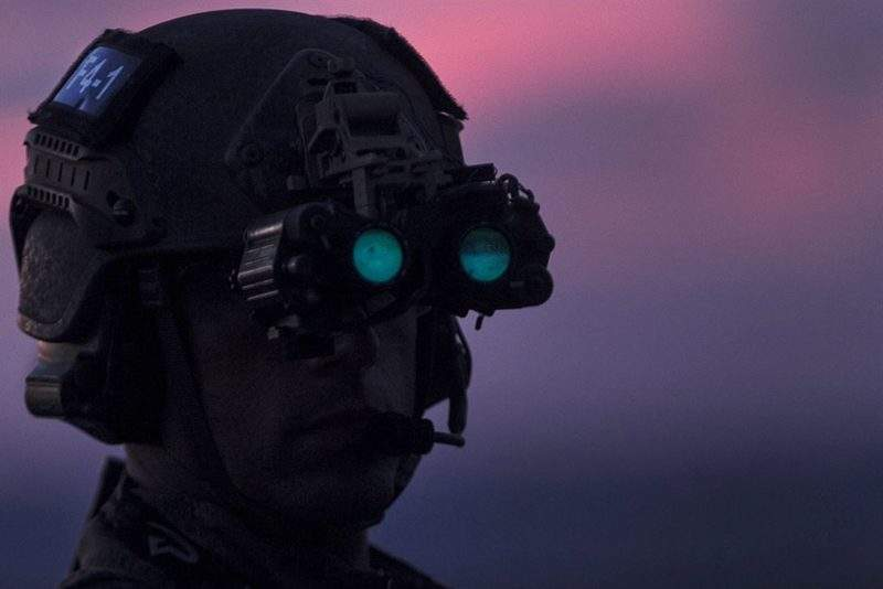 infrared goggles