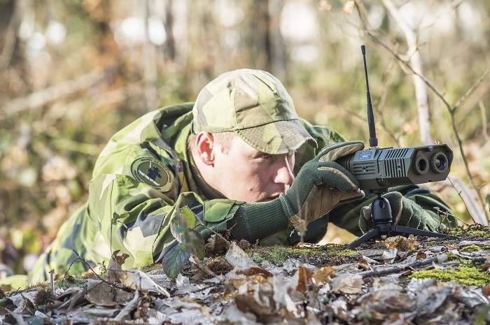 Exensor - Infrared Scout Camera - UGS 2 - Army Technology