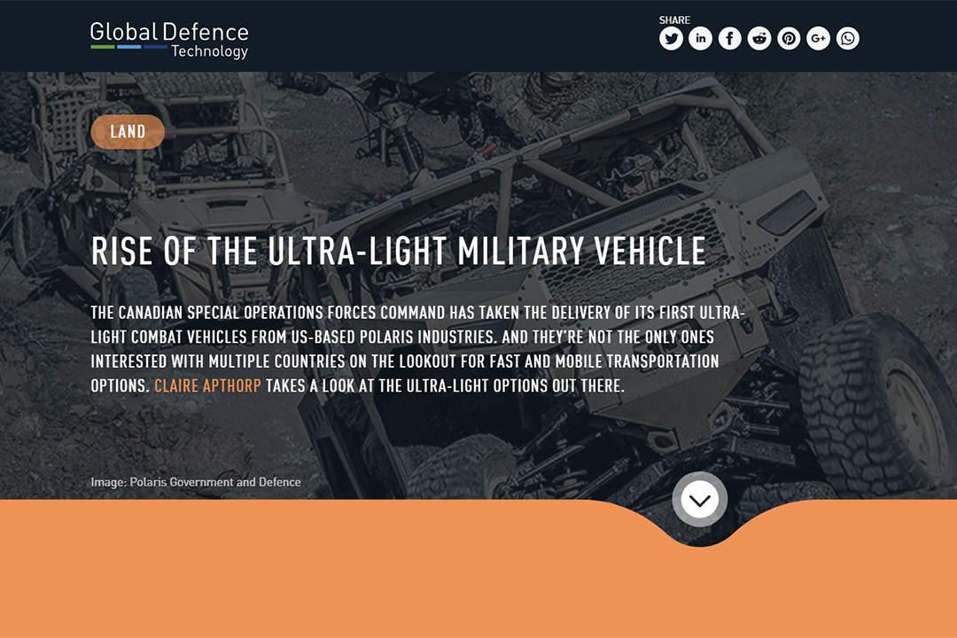 ultra-light
