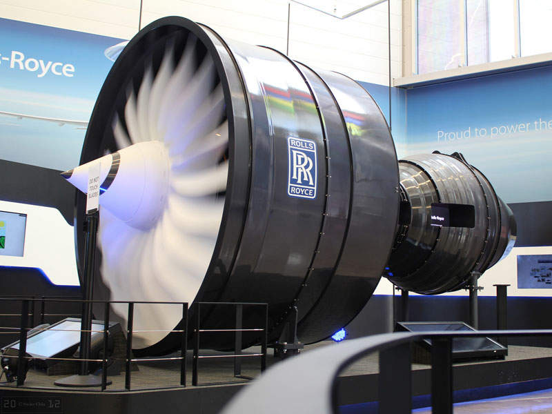 The world's biggest aerospace and defence companies in 2018