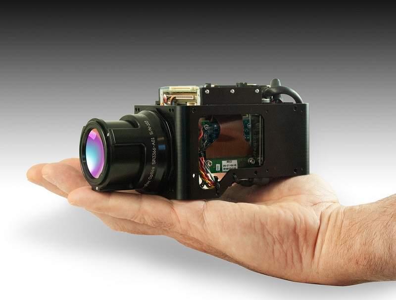 PR – Ventus OGI Camera Core