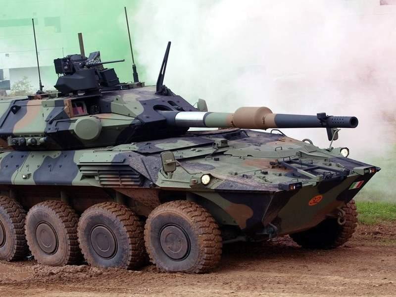 Centauro II vehicle_Army 1_edit