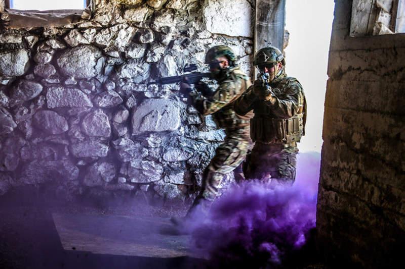 TRG tactical garments