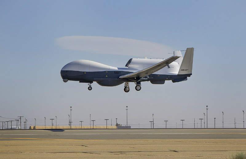 America's MQ-4C Triton drones and the battle for the South China Sea