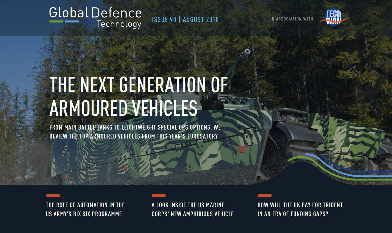 Global Defence Technology Issue 90 Army Technology