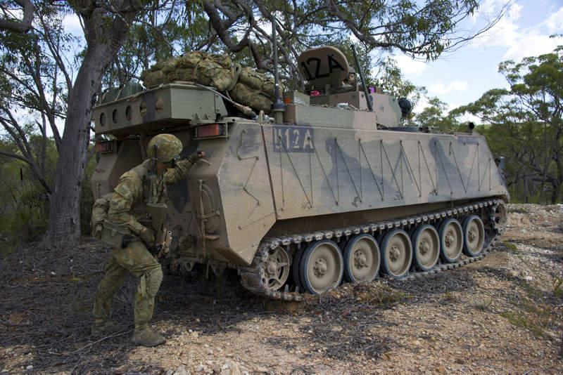 M113 vehicle_Australia_Army 1_edit