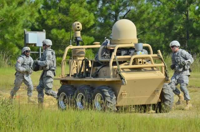 The US Army's Big Six and the future of autonomous warfare