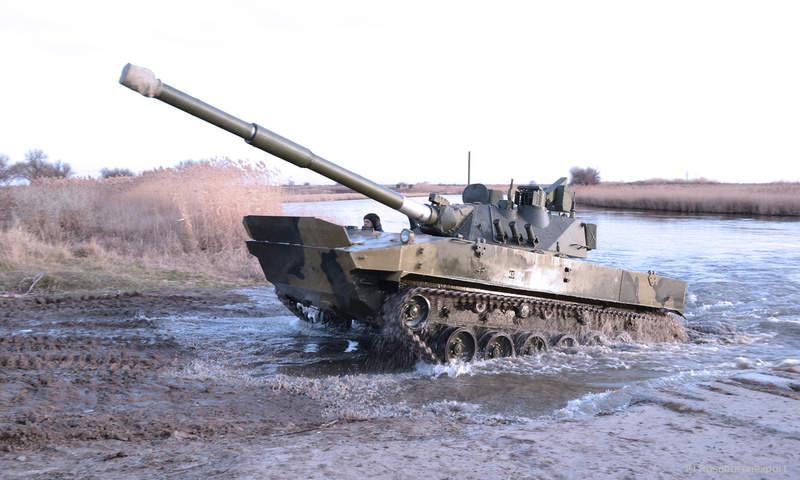 Sprut-SDM1 light amphibious tank_Army 2_edit