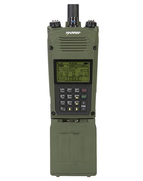 Harris to deliver 1,540 AN/PRC-163 handheld radios to US Army