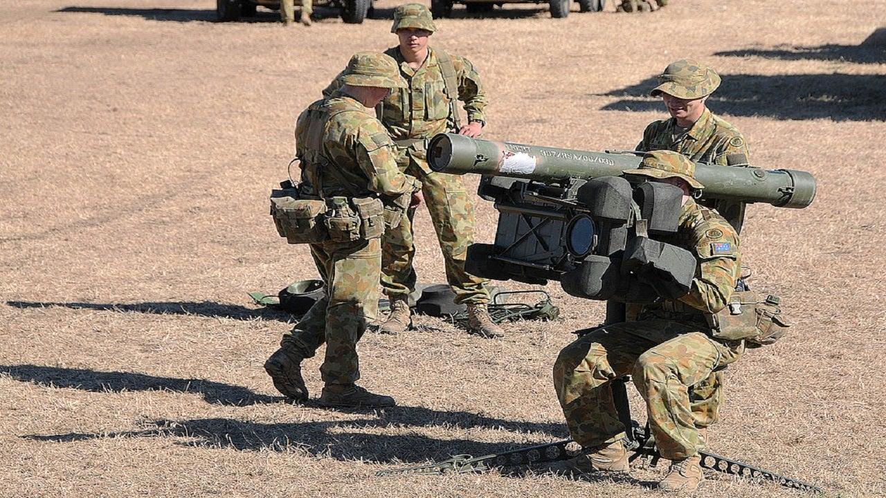 Image 3-RBS 70 Short-Range Anti-Aircraft Missile