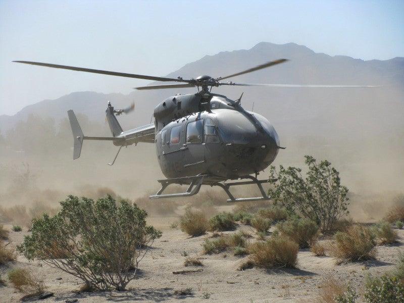 Image 3-UH-72A Lakota Light Utility Helicopter
