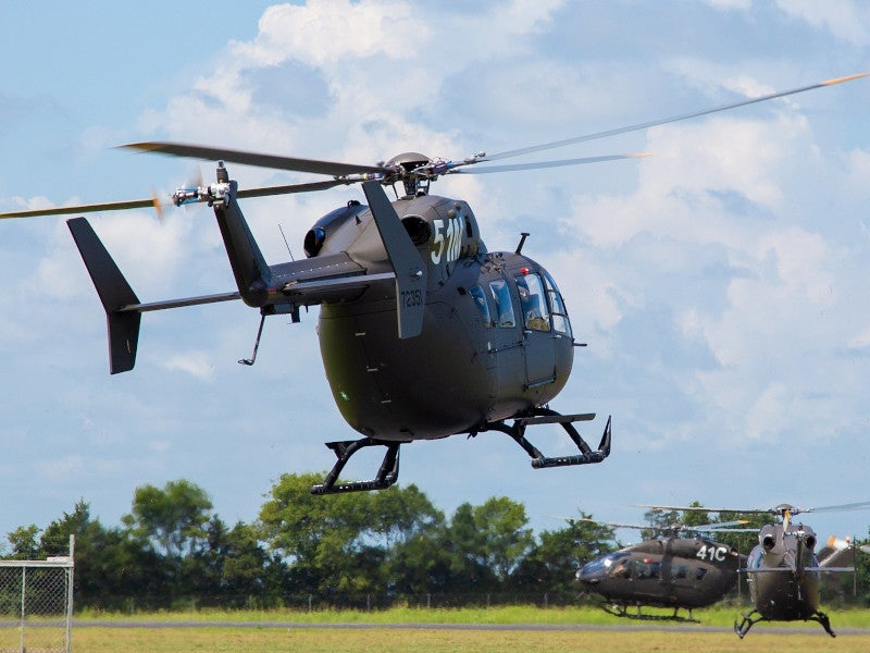 Airbus delivered the 200th UH-72A Lakota for training operations in August 2019.