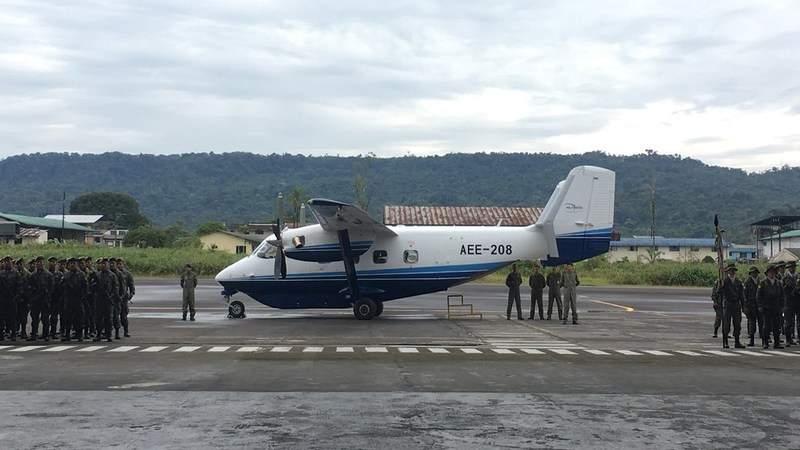 Sikorsky-PZL M28 aircraft_Ecuador_Army 1_edit