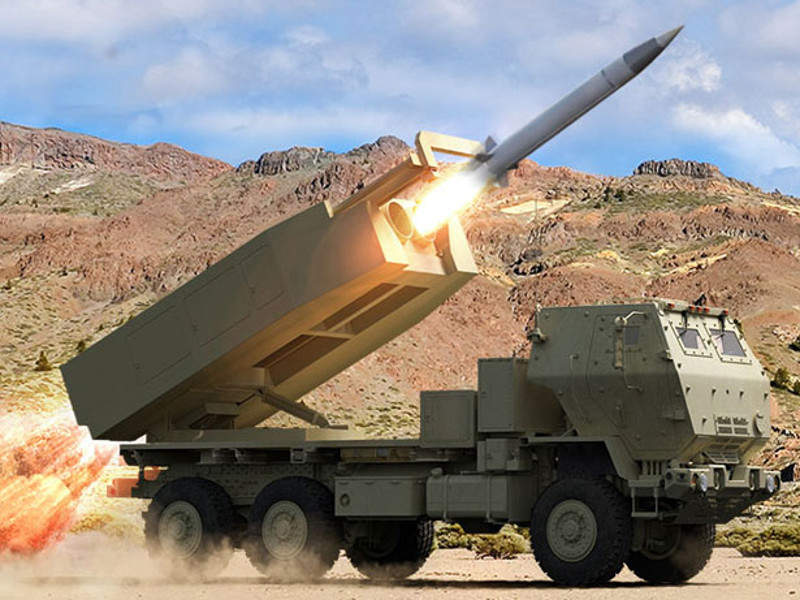 DeepStrike is an advanced long-range surface-to-surface precision strike missile. Credit: Raytheon Company.