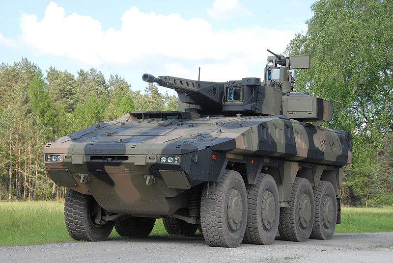 Boxer armoured vehicle_land 400_Army 2_