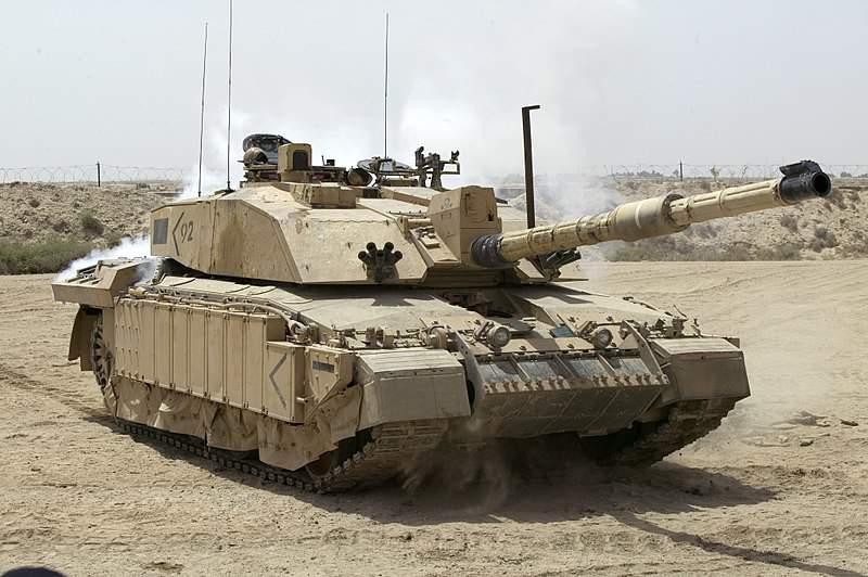 Challenger 2 Main Battle Tank_Army 2_