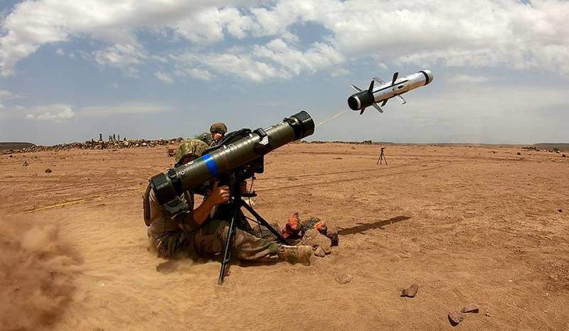 MMP 5th generation missile