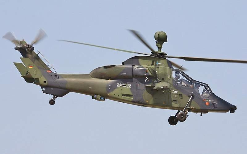 Tiger attack helicopter_OCCAR_Army 3_