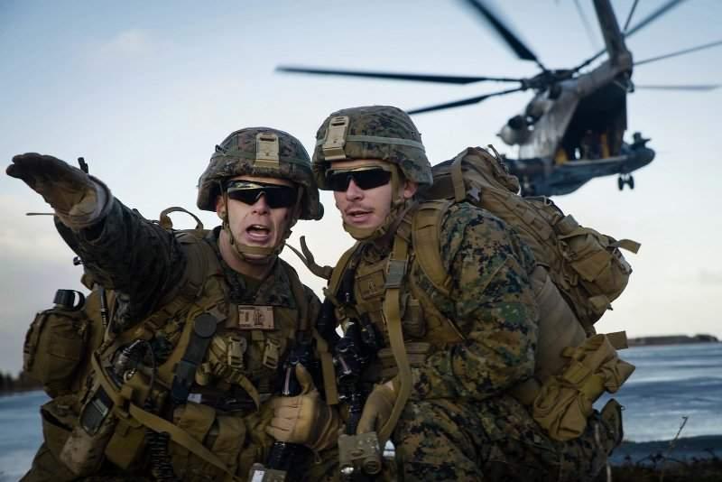 US army size Credit: Marine Corps Lance Cpl. Menelik Collins/Defense.gov.