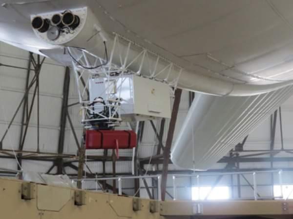 RDR-1700B radar