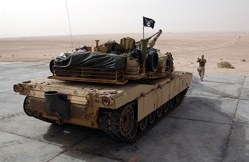 Morocco seeks sale of enhancements to 162 Abrams tanks from US