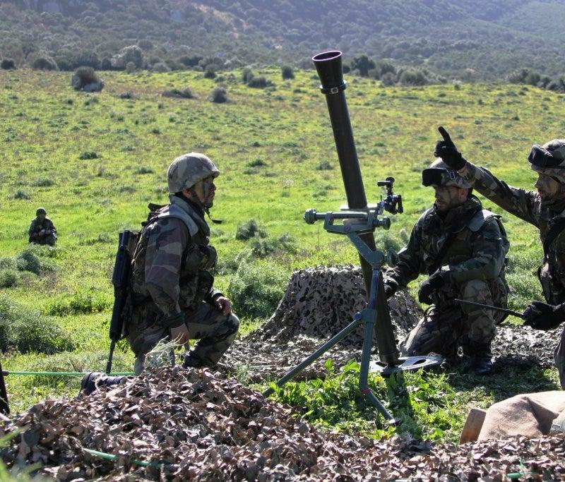 EXPAL Mortar 81mm 2018