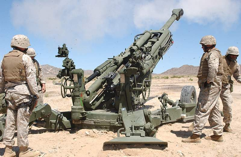 M777 howitzer_India_Army 3_