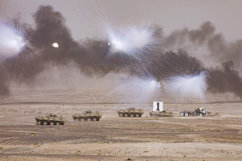 Omani-British joint training base