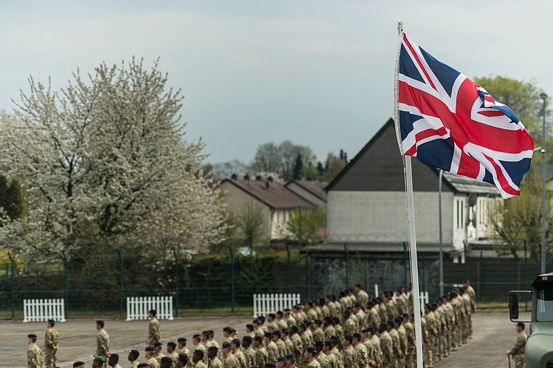 British military bases abroad: what does the future hold?