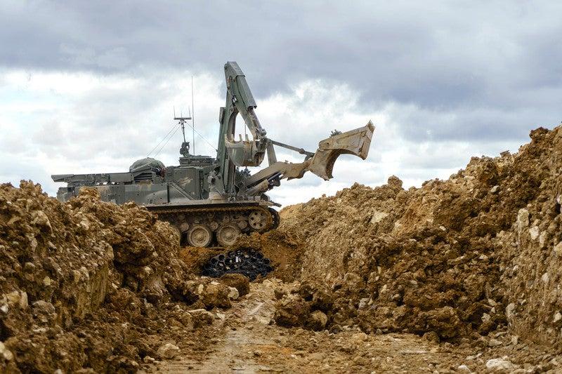Military robotics