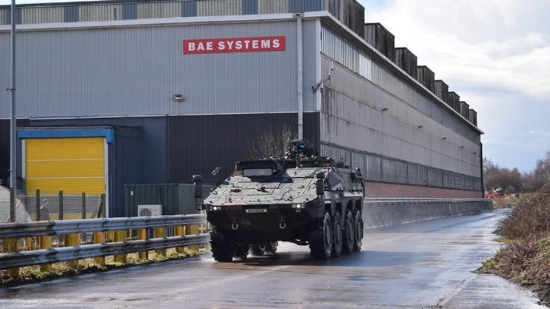 BAE to create new UK combat vehicles JV with Rheinmetall