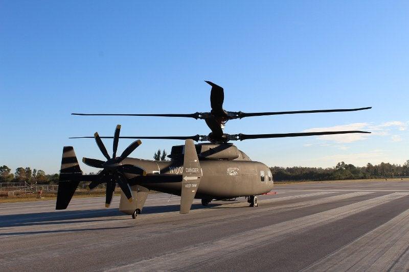 DEFIANT helicopter JMR TD