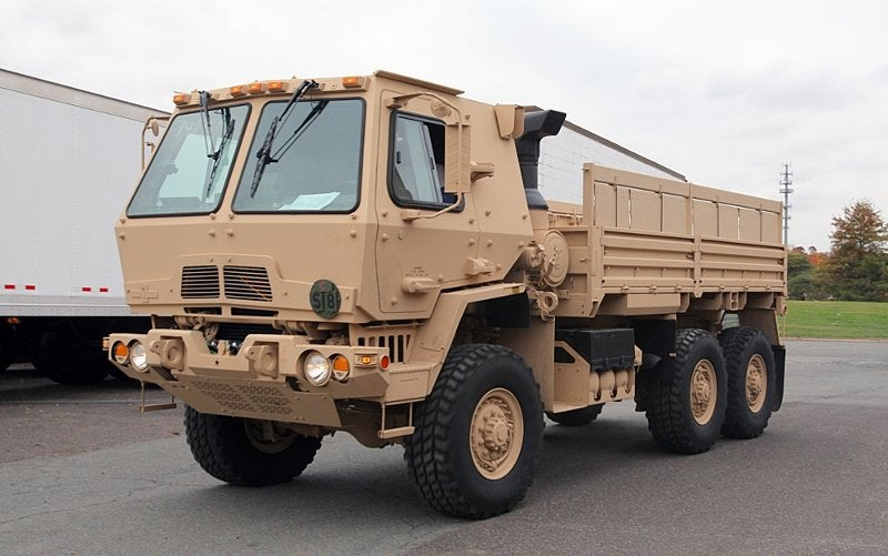US DoD awards FMTV protection kits contract to O'gara