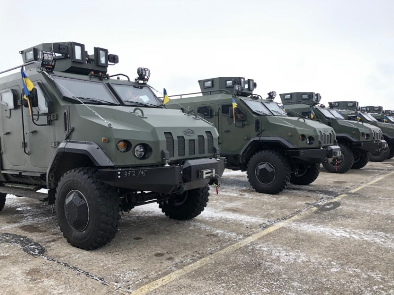 Varta Armoured Personnel Carrier