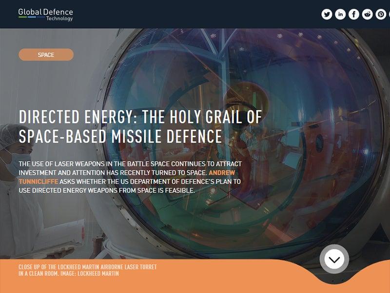 Global Defence Technology: Testing frontline robots, real-life Iron
