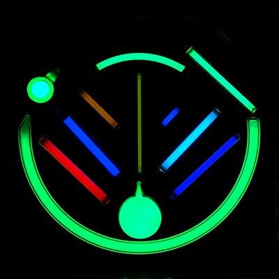 Betalight-gaseous-tritium-NATO-9