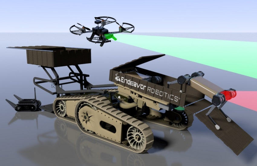 robot us army